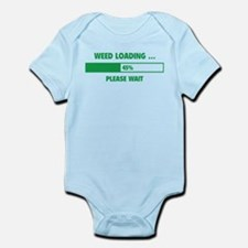 Weed Loading Infant Bodysuit