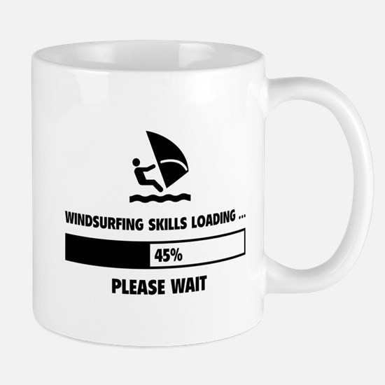 Windsurfing Skills Loading Mug