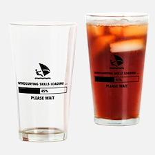 Windsurfing Skills Loading Drinking Glass