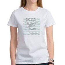 Dada Spam Poetry Shirt