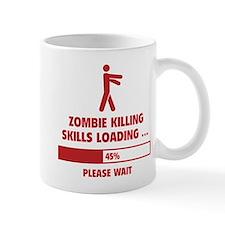 Zombie Killing Skills Loading Small Mug