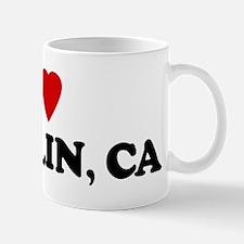 I Love ROCKLIN Mug