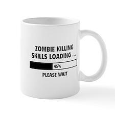 Zombie Killing Skills Loading Mug