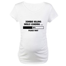 Zombie Killing Skills Loading Shirt