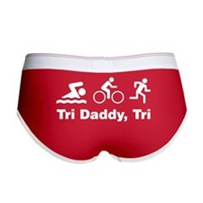 Tri Daddy, Tri Women's Boy Brief