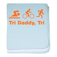 Tri Daddy, Tri baby blanket