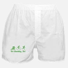 Tri Daddy, Tri Boxer Shorts