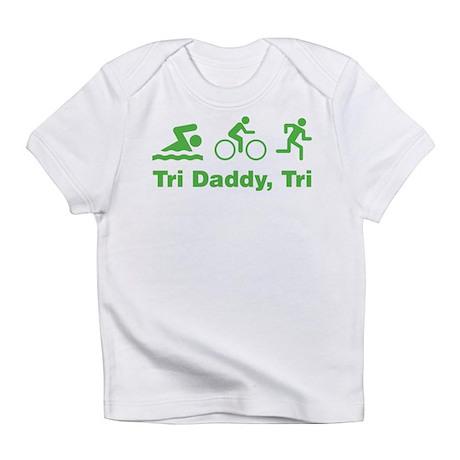 Tri Daddy, Tri Infant T-Shirt