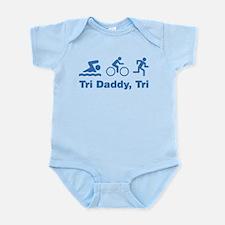 Tri Daddy, Tri Infant Bodysuit