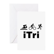 iTri Greeting Cards (Pk of 20)