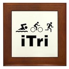iTri Framed Tile