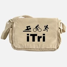 iTri Messenger Bag