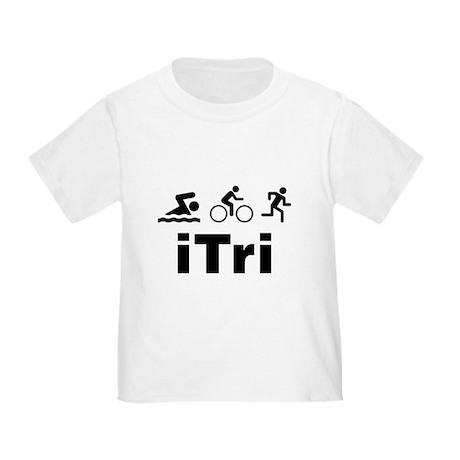 iTri Toddler T-Shirt