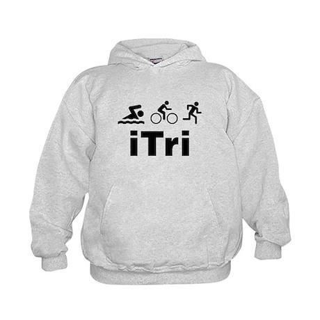 iTri Kids Hoodie