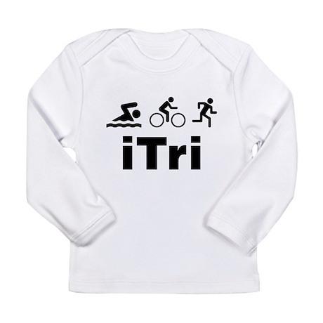 iTri Long Sleeve Infant T-Shirt