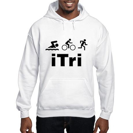 iTri Hooded Sweatshirt