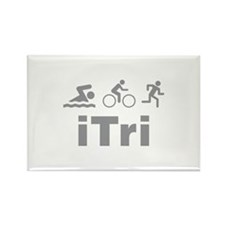 iTri Rectangle Magnet (10 pack)