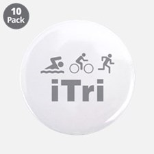 """iTri 3.5"""" Button (10 pack)"""