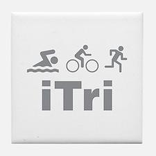 iTri Tile Coaster