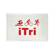 iTri Rectangle Magnet (100 pack)