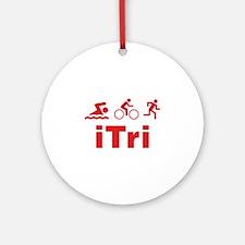 iTri Ornament (Round)