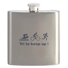 Tri to keep up ! Flask