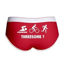 Threesome ? Women's Boy Brief