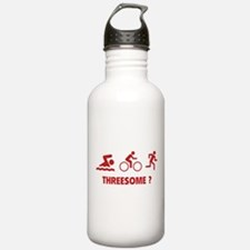 Threesome ? Water Bottle