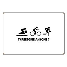 Threesome Anyone ? Banner
