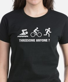 Threesome Anyone ? Tee
