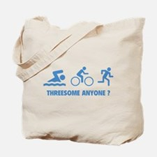 Threesome Anyone ? Tote Bag