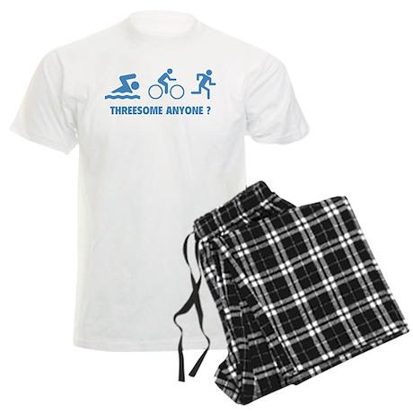 Threesome Anyone ? Men's Light Pajamas