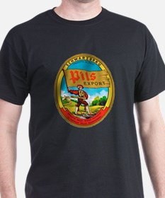 Italy Beer Label 2 T-Shirt