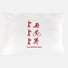 iTrainWithZombies Pillow Case