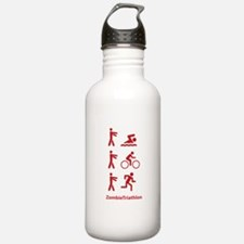 ZombieTriathlon Water Bottle