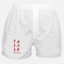 ZombieTriathlon Boxer Shorts