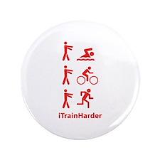 """iTrainHarder 3.5"""" Button"""