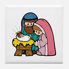 Christianity Tile Coaster