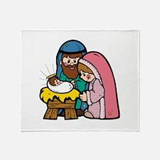 Christianity Throw Blanket