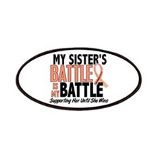 My Battle Too Uterine Cancer Patches