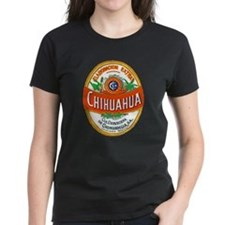Mexico Beer Label 1 Tee