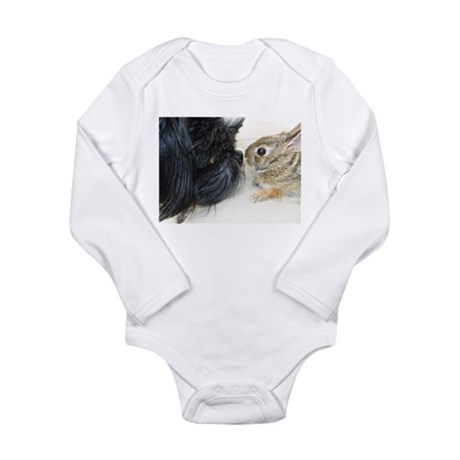 Love & Curiosity Long Sleeve Infant Bodysuit