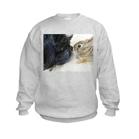 Love & Curiosity Kids Sweatshirt