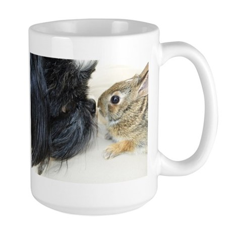 Love & Curiosity Large Mug