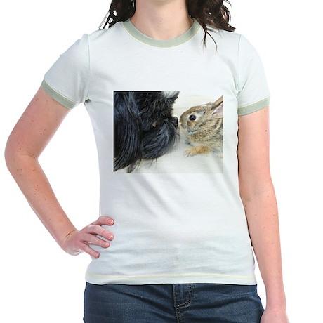 Love & Curiosity Jr. Ringer T-Shirt