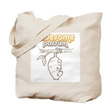 Awesome Possum -  Tote Bag