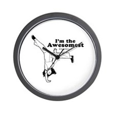 I'm the Awesomest -  Wall Clock