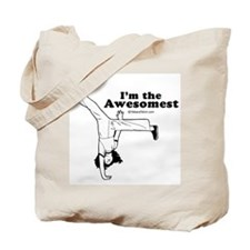 I'm the Awesomest -  Tote Bag