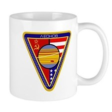 2010: The Year We Make Contact - Leonov Patch Mug