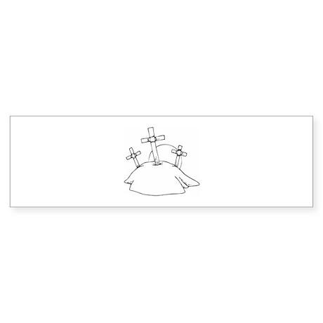 Christianity Sticker (Bumper)